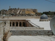 Citadel viewed from roof of han