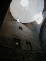 Restored dome over Ottoman suq
