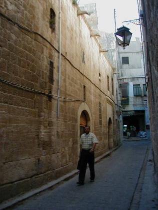 Street in Aleppo